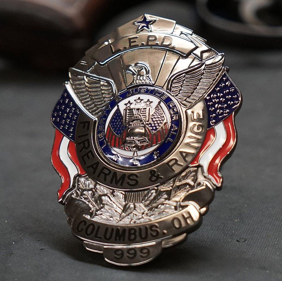 LEPD Badge